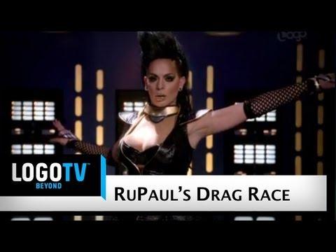 RuPaul's Drag Race - Season 4 Trailer - Logo TV
