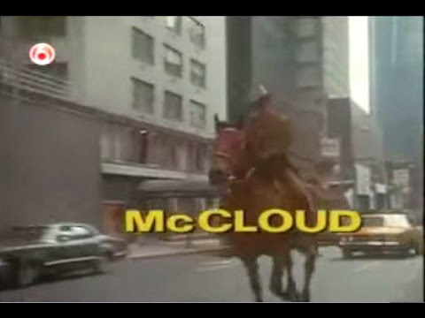 """McCloud"" TV Intro"