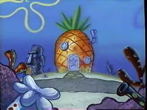 SpongeBob Squarepants - Intro (2004) Theme (VHS Capture)