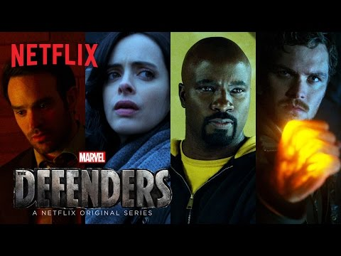 Marvel's The Defenders | Official Trailer [HD] | Netflix