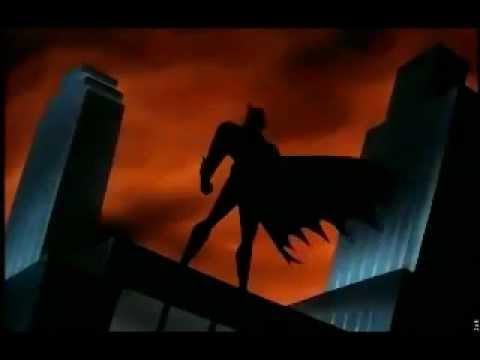 Batman Animated Series Trailer