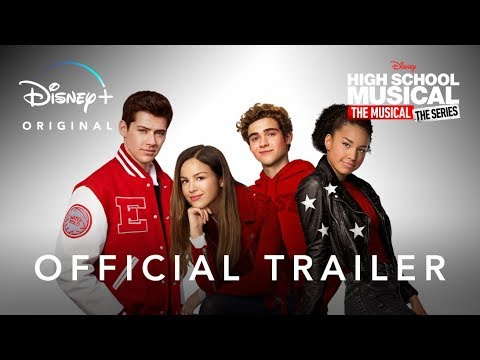 High School Musical: The Musical: The Series   Official Trailer   Disney+
