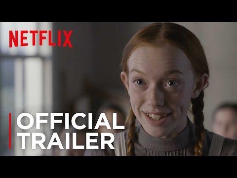 Anne   Official Trailer [HD]   Netflix