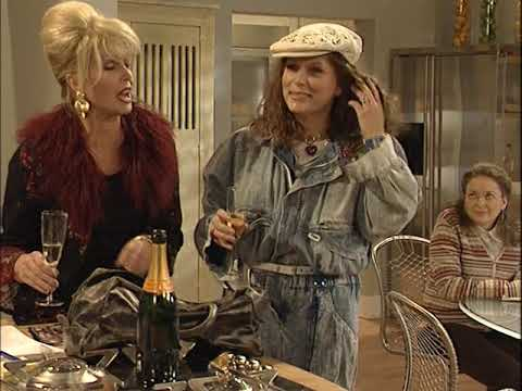 """Absolutely Fabulous Outtakes, Series 4, """"Gay"""""""