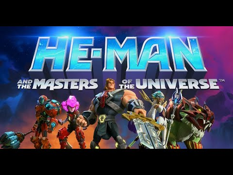 [Netflix] He-Man and the Masters of the Universe (2021) Intro