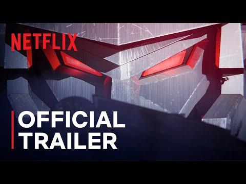 Transformers: War For Cybertron Trilogy - Siege | Official Trailer | Netflix