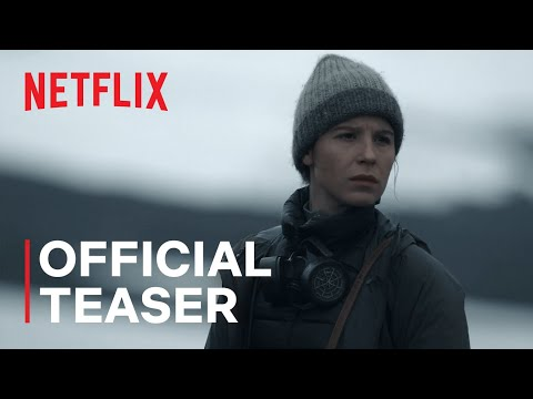 Katla | Official Teaser | Netflix