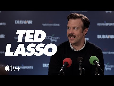Ted Lasso — First Look   Apple TV+