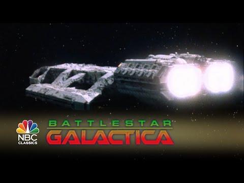 Battlestar Galactica - Original Show Intro   NBC Classics