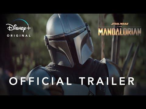 The Mandalorian   Official Trailer 2   Disney+   Streaming Nov. 12