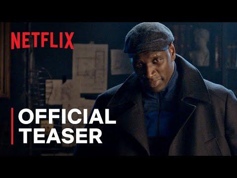 Lupin | Official Teaser | Netflix