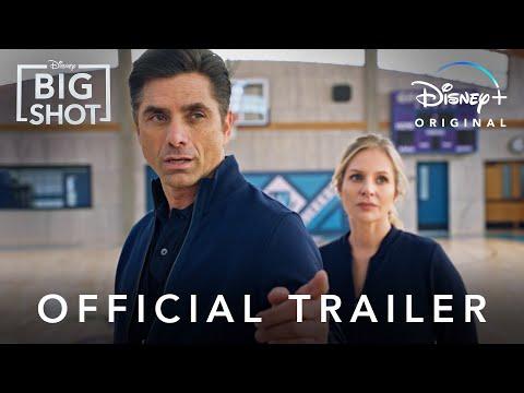 Big Shot   Official Trailer   Disney+