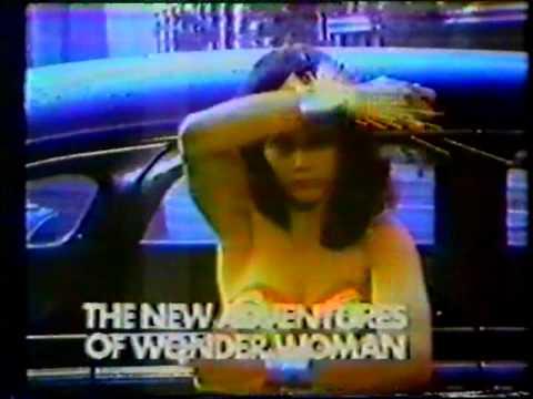 CBS Wonder Woman preview 1977