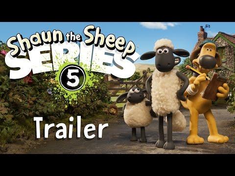Shaun the Sheep Series 5 Trailer