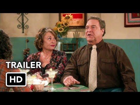 "Roseanne (ABC) ""The Conners Are Back"" Trailer #3 HD - Roseanne Season 10"