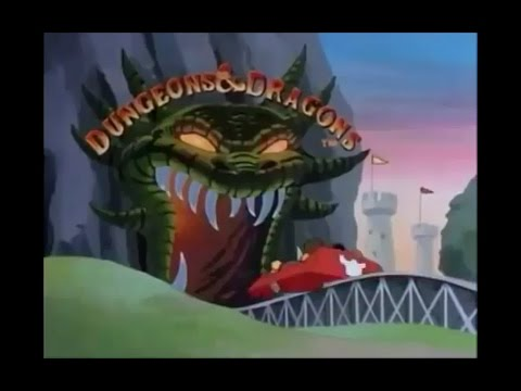 Dungeons and Dragons Opening Credits and Theme Song