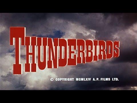 Classic Thunderbirds Opening Credits - Thunderbirds