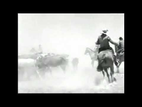 """""""Rawhide"""" Opening from 1959"""