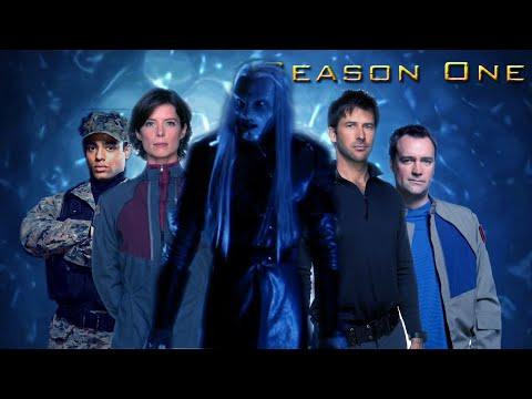 STARGATE ATLANTIS: Season One (2004-2005) TRAILER
