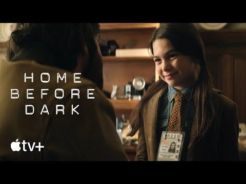 Home Before Dark — Official Trailer   Apple TV+