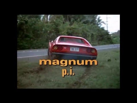 Magnum, P.I. Trailer + Rare Title Sequence