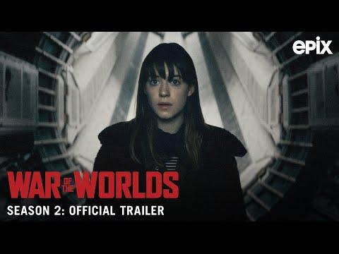 War of the Worlds (EPIX 2021 Series) Season 2 Official Trailer