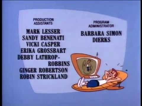 The Jetsons (End Credits)