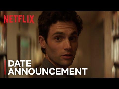YOU | Date Announcement [HD] | Netflix