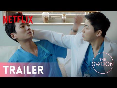 Hospital Playlist   Official Trailer   Netflix [ENG SUB]
