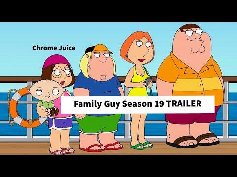 Family Guy Season 19 Trailer 2020 | Stewie First Word | Chrome Juice
