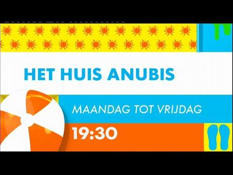 Het Huis Anubis Trailer - Nickelodeon Nederland (2015)