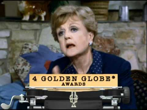 Murder She Wrote Series Trailer - on DVD